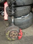 2007 SKODA OCTAVIA VRS 2.0 TDI BMN OSF FRONT RIGHT BRAKE CALIPER BREAKING